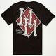 METAL MULISHA Diamond Mens T-Shirt