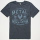 METAL MULISHA Scotch Mens T-Shirt