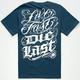 METAL MULISHA Live Mens T-Shirt