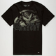METAL MULISHA Sons Of Anarchy Riding Reaper Mens T-Shirt