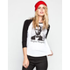 RIOT SOCIETY Original G Womens Baseball Tee