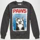 RIOT SOCIETY Paws Mens Sweatshirt
