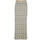 FULL TILT Tribal Stripe Girls Maxi Skirt
