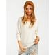 FULL TILT Essential Womens Cozy Crew Sweatshirt