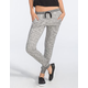 FULL TILT Essential Marled Womens Jogger Pants
