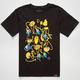ROOK Adventure Time Mathematic Boys T-Shirt
