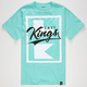 LAST KINGS Flagship Boys T-Shirt
