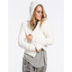 ASHLEY Cozy Womens Bomber Jacket