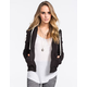 FULL TILT Sweater Knit Sherpa Womens Hoodie