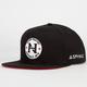 ASPHALT YACHT CLUB Nyjah Logo Mens Snapback Hat