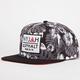 ASPHALT YACHT CLUB Nyjah Paradise Logo Mens Snapback Hat
