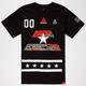 AYC Nyjah Tiger Stars Mens T-Shirt