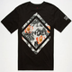 AYC Nyjah Diamond Paradise Mens T-Shirt