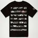 AYC Nyjah Paradise Bars Mens T-Shirt