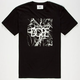 DOPE Marble Logo Mens T-Shirt