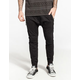 UNCLE RALPH Mens French Terry Jogger Pants