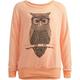 FULL TILT Owl Girls Hachi Knit Tunic Sweater