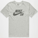 NIKE SB Dri-FIT Icon Brick Mens T-Shirt