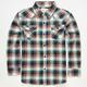 COASTAL NRG Boys Flannel Shirt