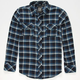 MICROS Jessup Boys Flannel Shirt