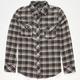 MICROS Thomas Boys Flannel Shirt
