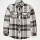 MICROS Ely Boys Flannel Shirt