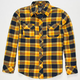 MICROS Shasta Boys Flannel Shirt