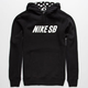 NIKE SB Icon Graphic Mens Hoodie