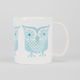 Groovy Owls Coffee Mug