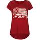 FULL TILT Americana Bear Girls Tee