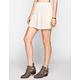 H.I.P. Mesh Skater Skirt