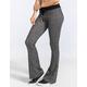 FULL TILT Marled Womens Flare Pants