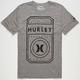 HURLEY Poolside Mens T-Shirt