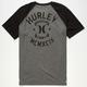 HURLEY Back Talk Dri-Fit Mens T-Shirt