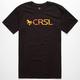 CRSL CRSL Brand Mens T-Shirt