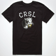 CRSL Saber Gold Mens T-Shirt
