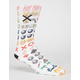 ODD SOX Emoji Mens Tube Socks