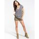 BILLABONG Lite Hearted Womens Denim Shorts
