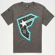 FAMOUS STARS & STRAPS Lawaiian BOH Mens T-Shirt