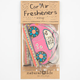 3 Pack Free To Be Me Air Freshener