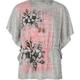 FULL TILT Flower Print Girls Top