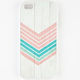 ON YOUR CASE Geometric Chevron iPhone 5/5S Case