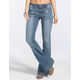 EVERMORE Womens Flare Jeans