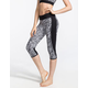 HURLEY Nike Dri-Fit Womens Crop Leggings