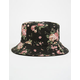 Floral Reversible Womens Bucket Hat