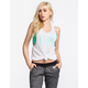 HURLEY Sunny Side Riot Womens Tank