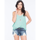 RVCA Fight Or Flight Womens Tank