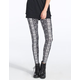JUST ONE Ethnic Print Womens Leggings