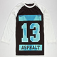 ASPHALT YACHT CLUB Ice Out Mens Baseball Tee