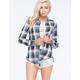 VANS Day Tripper Womens Flannel Shirt